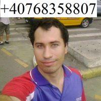 +40768358807 Caut fata cu varsta intre 18 - 27 ani pentru casatorie sau relatie
