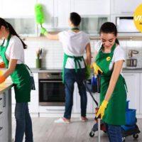 Angajam persoane pentru curățenie în Londra